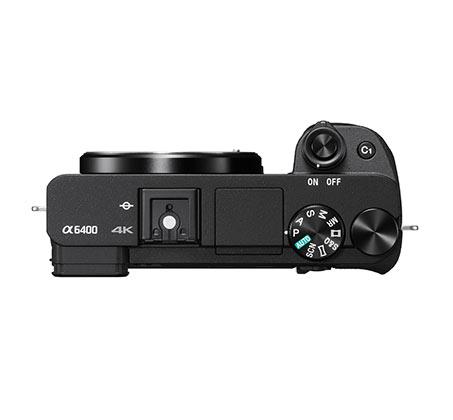 מצלמת סטילס דיגיטאלית SONY מסדרת אלפה ללא מראה Mirrorless מדגם ILC-E6400 - משלוח חינם - תמונה 3
