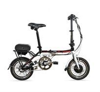 """אופניים חשמליים מתקפלים """"14 הכולל מנוע 250W וסוללת SAMSUNG"""