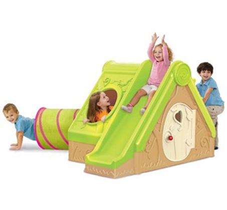 בית ילדים המעניק חווית משחק אחרת