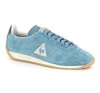 נעלי סניקרס LE COQ SPORTIF QUARTZ PREMIUM לגברים בצבע תכלת
