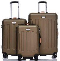 JEEP ג׳יפ סט 3 מזוודות קשיחות מיאמי
