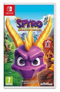 Spyro The Dragon Reignited Trilogy Nintendo Switch נינטנדו סוויץ' מכירה מוקדמת! אירופאי!