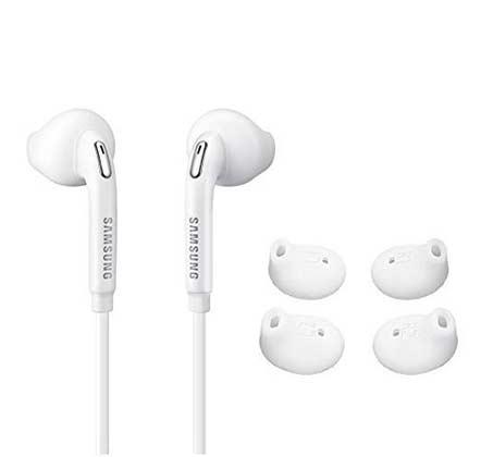 אוזניות לגלקסי Samsung Galaxy S7 S7 Edge מקוריות