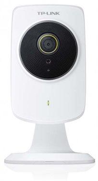 מצלמת IP אלחוטית דגם NC250 מבית TP-LINK עם ראיית לילה ותמיכה לאפשרות צפייה מהסמארטפון - משלוח חינם!