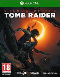 Shadow Of The Tomb Raider Xbox One אירופאי!