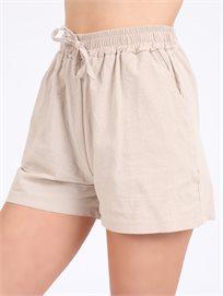 מכנסיים חומות חליפת אלייזה חום סטייל ריבר