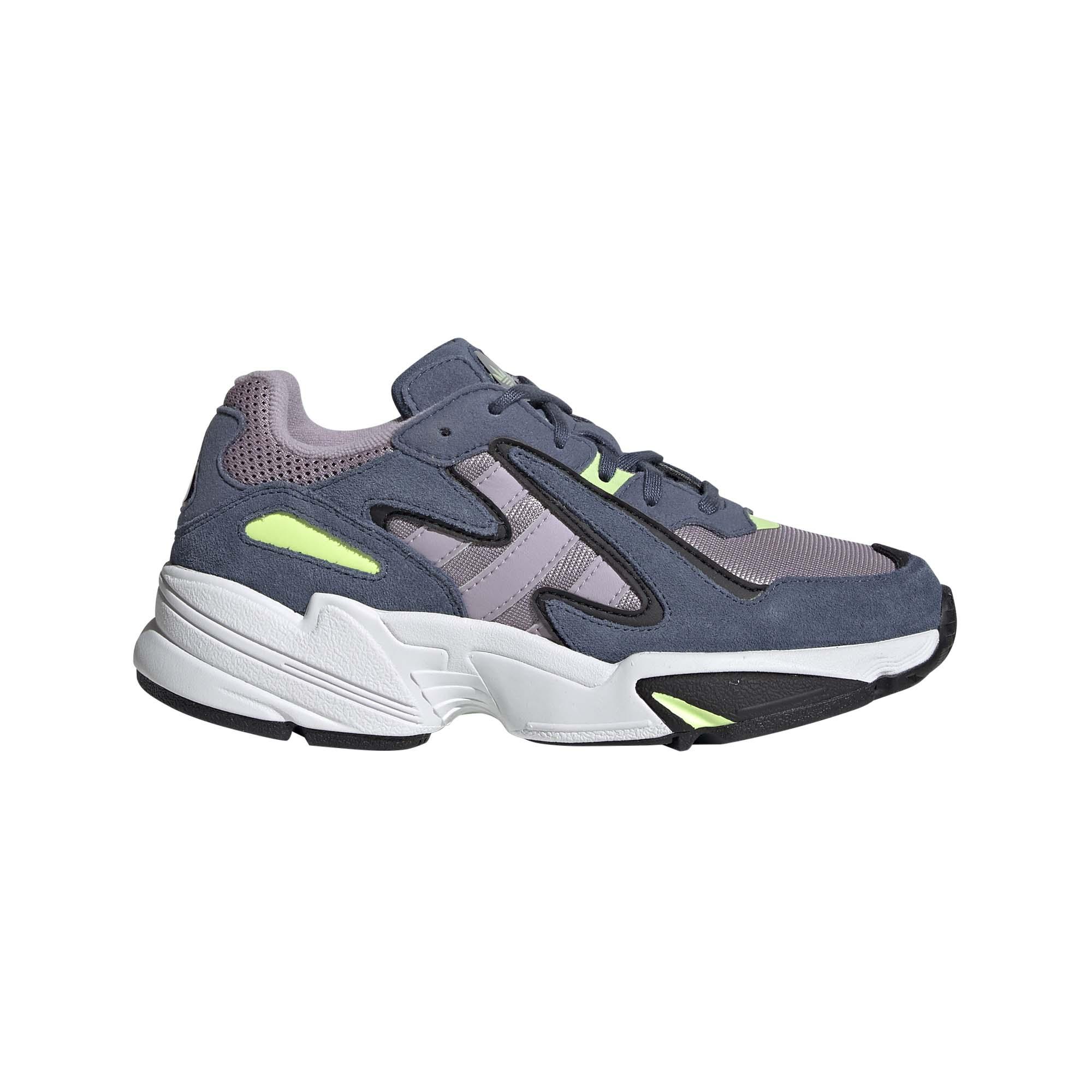 נעלי אדידס יאנג 96 סגולות לנוער - Adidas Yung 96