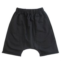 מכנסי No Biggie לילדים (12 חודשים-8 שנים) אפור כהה