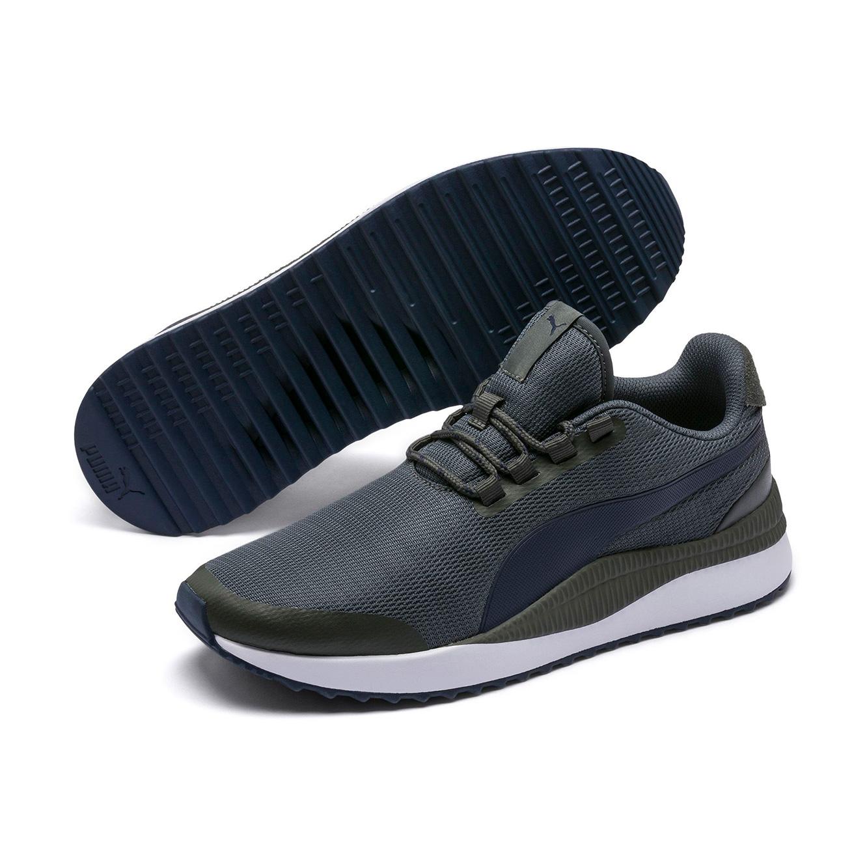 נעלי ספורט Puma Pacer Next FS לנשים  - אפור כהה/נייבי