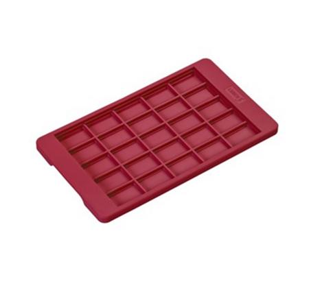 תבנית סיליקון להכנת חפיסת שוקולד קלאסית - LURCH - תמונה 2