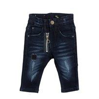 ORO ג'ינס(12 חודשים -16 שנים) - כחולן פאטצ' זיפר