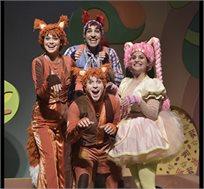 כרטיס להצגה 'שועלון מחפש חברים' של תיאטרון אורנה פורת ב-7.12