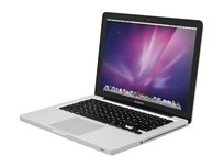 מחשב נייד Apple MacBook Pro Core i5-3210M Dual-Core 2.5GHz 4GB 500GB DVD RW 13.3 מחודש