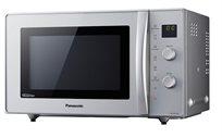 מיקרוגל דיגיטלי Inverter משולב גריל + תנור טורבו, 27 ליטר כסוף להקמה NN-CD575MEPG מבית Panasonic