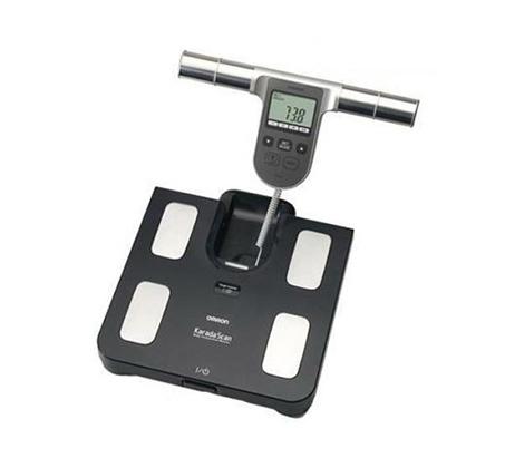 משקל דיאגנוסטי למדידת אחוזי שומן OMRON דגם BF508
