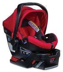 סלקל לתינוק כולל בסיס איזופיקס B-Safe 35 Elite - אדום
