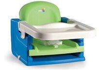 כסא הגבהה לילד עם מושב מתכוונן ל-3 מצבי הגבהה מבית ״כתר״ פלסטיק
