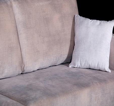 ספת אקסטרה לארג' מפוארת דגם אורליאן בעלת מראה קלאסי  במגוון צבעים וסוגי בד לבחירה VITORIO DIVANI - תמונה 2