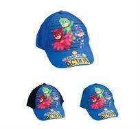 2 כובעי בייסבול כוח פיג'י לילדים - דגם לבחירה