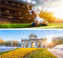 סופר קלאסיקו! 3 לילות במדריד+כרטיס לריאל מדריד מול ברצלונה רק בכ-€1064*