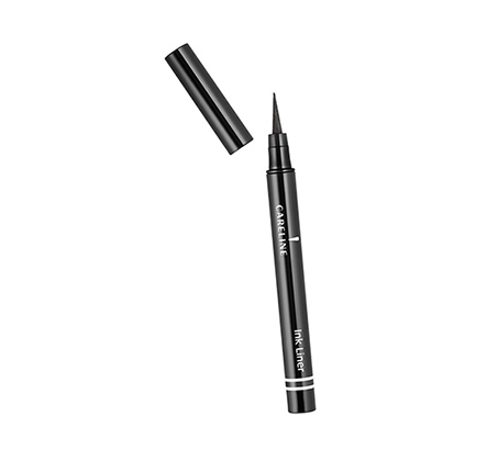 Ink Liner איילינר שחור Careline באריזת טוש לאיפור עיניים דרמטי ומרשים