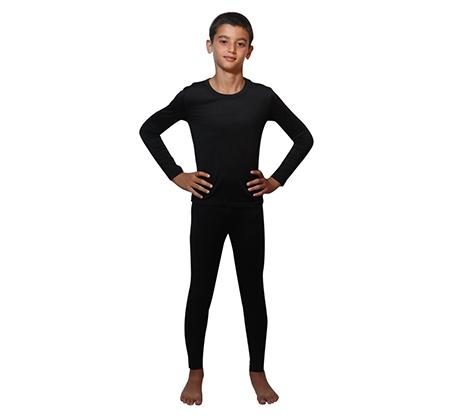 חליפה תרמית לילדים וילדות LEVEL 2 בעלת סיבים ייחודיים לשמירת חום הגוף OUTLAND - משלוח חינם - תמונה 3
