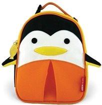 תיק אוכל עם מבודד חום - פינגווין