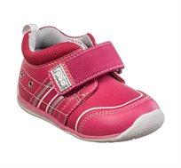 נעלי צעד שני לבנות דגם סמרטי ספורט בנות בצבע פוקסיה