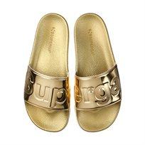 Superga יוניסקס // Puu Sandal זהב