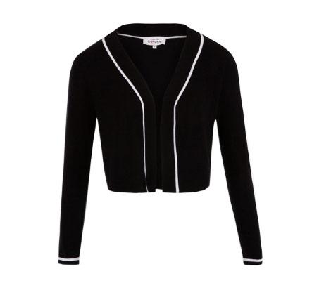 ג'קט סוודר MORGAN - צבע לבחירה