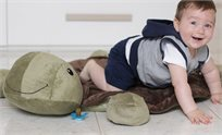 שטיח בובה כירבולי לחדר ילדים Snug Rug צב