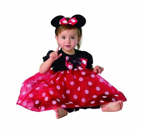 תחפושת לתינוקות בייבי עכברה Baby mouse