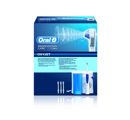 מערכת לשטיפת הפה אוראל בי דגם MD20