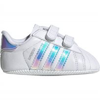 adidas SUPERSTAR CRIB נעליים ׁׁׁׂ(מידות 18-20ׁ) לבן אולטרה