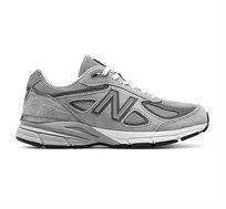 נעלי ספורט לנשים NEW BALANCE דגם W990GL4 בצבע אפור