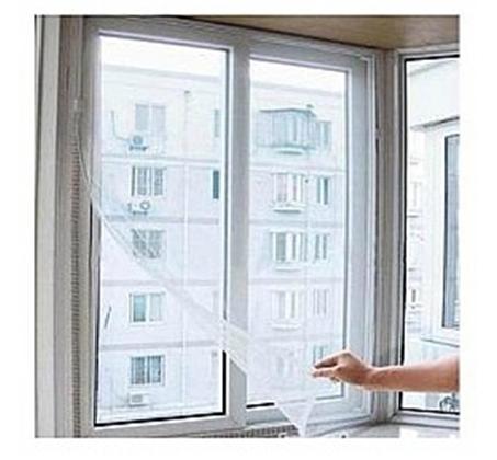 רשת להתקנה בחלון נגד כניסת יתושים וחרקים אחרים BPATENT - תמונה 2