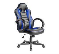 כיסא גיימר הורייזון  HUNTER כחול