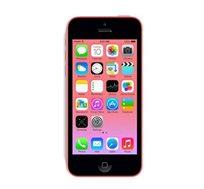 """סמארטפון Apple iPhone 5c אחסון 16GB מסך """"5 מצלמה 8MP מעבד Dual-core מערכת הפעלה iOS 7 -מחודש"""
