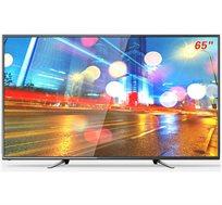 """טלוויזיה """"65 NEON LED Smart עם כניסת USB MKV מ.הפעלה Android 4.4"""