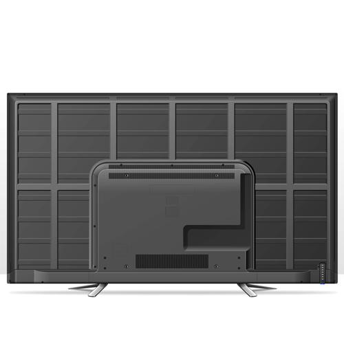 טלוויזיה 65  NEON LED Smart Android 4.4 TV 4K דגם NE-65FLED 4K SMART כניסת USB MKV - תמונה 2