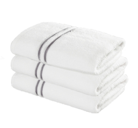 סט הכולל 3 מגבות אמבט רכות ומפנקות בעיטור פסים בצבעים לבחירה מגבות ערד - משלוח חינם - תמונה 6