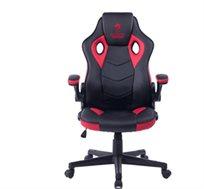כסא גיימינג בצבע אדום דגם  GPDRC-COM-XLR