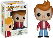 Funko Pop - Fry (Futurama) 27  בובת פופ