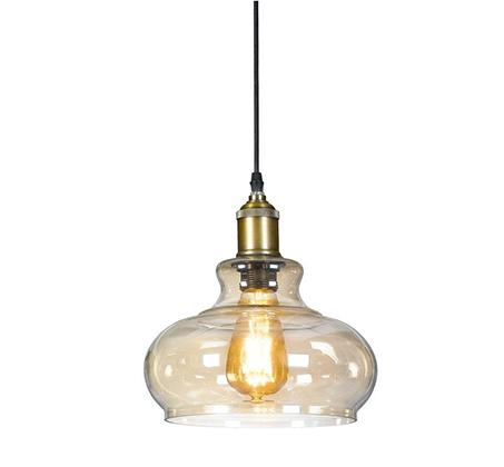 מנורת תליה פעמון שון מתאימה לכל סוגי המנורות