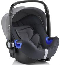 סלקל Baby Safe I-Size עם בסיס איזופיקס מתכוונן - אפור