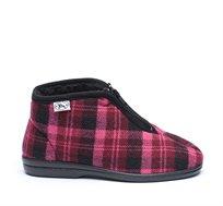 """נעלי בית דפנה לנשים """"קיפי"""" דגם נועם - ורוד"""