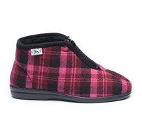 """נעלי בית  דפנה לנשים """"קיפי"""" דגם נועם בצבע ורוד"""