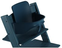 בייבי סט לכיסא אוכל טריפ טראפ - כחול כהה