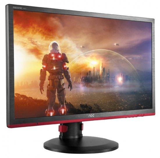 """מסך מחשב LED לגיימרים  AOC בגודל 27"""" דגם  G2770PF"""