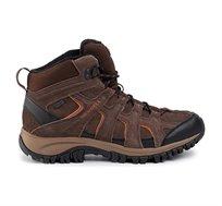 נעלי טיולים והליכה מקצועיות לגברים - חום